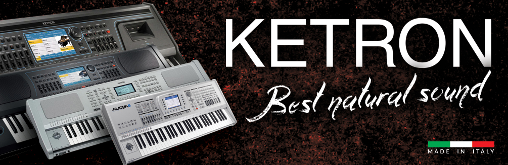Ketron - Best Natural Sound