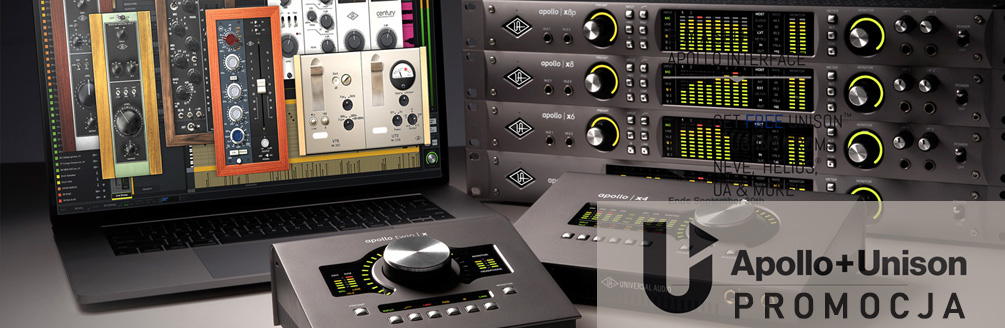 Universal Audio Apollo Unison
