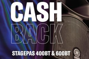 Yamaha - Cash Back