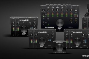 Nowe interfejsy M-AUDIO Air