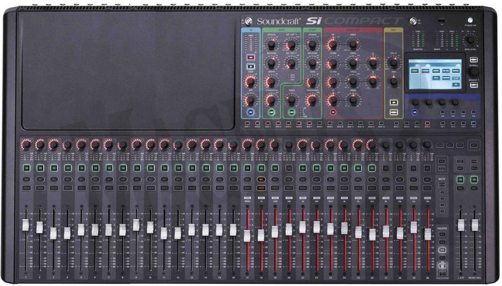 soundcraft si compact 16 manual pdf