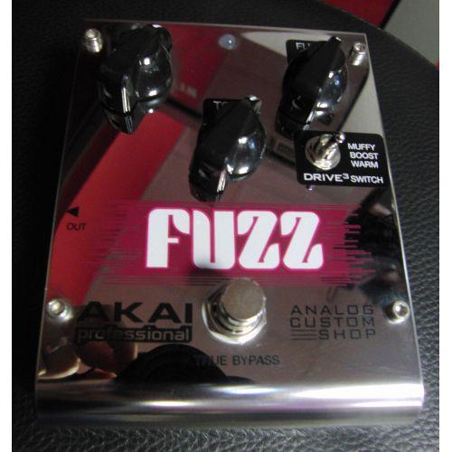 Akai Drive3 Fuzz - Wyprzedaż! -20% - efekt gitarowy