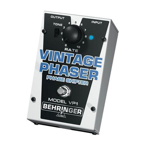 Behringer VP-1 Vintage Phaser - efekt gitarowy