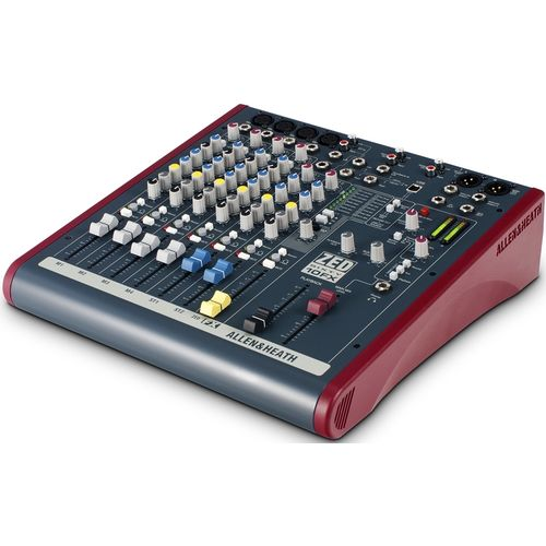 Allen&Heath ZED60 10FX  - mikser analogowy