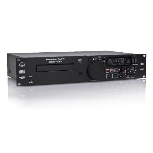 American DJ UCD100 MKIII - odtwarzacz CD  - Masz pytania? Dzwoń ☞  ☎ 503 37 00 00 ☎ ☜
