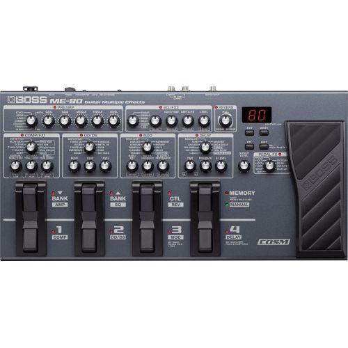 Boss ME80 Multiefekt Gitarowy - procesor