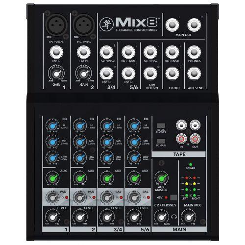 Mackie Mix 8 - mikser