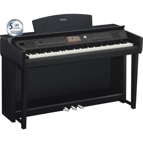 Yamaha CVP705 B - Clavinova - pianino cyfrowe