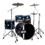 Ddrum Refklex Tour Ice Blue