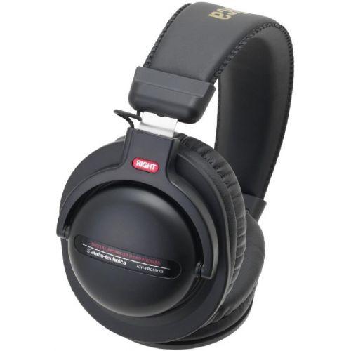 Audio Technica ATH-PRO5MK3 BK - słuchawki DJ  ▶▶▶ do 40 rat 0% na wszystko ◀◀◀ ♡❤
