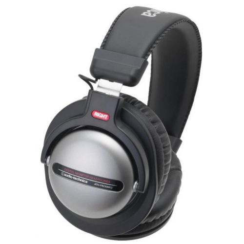 Audio Technica ATH-PRO5MK3 GM - słuchawki DJ  ▶▶▶ do 40 rat 0% na wszystko ◀◀◀ ♡❤