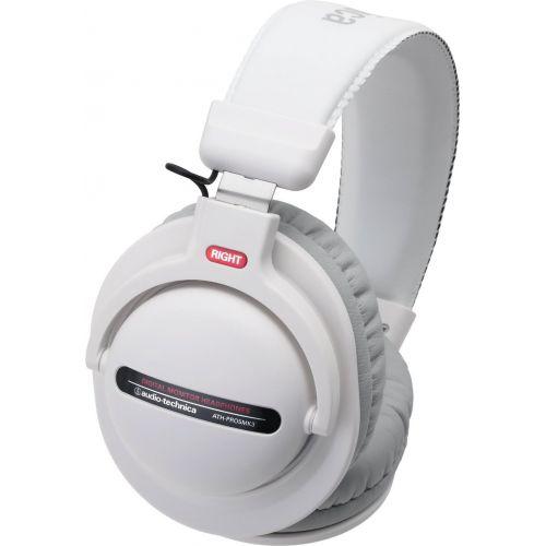 Audio Technica ATH-PRO5MK3 WH - słuchawki DJ  ▶▶▶ do 40 rat 0% na wszystko ◀◀◀ ♡❤