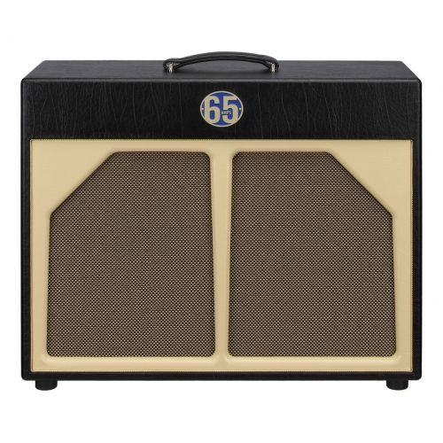 65Amps Blue Series/Alnico Gold 2x12""