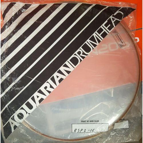 Aquarian 16'RSP2 - Wyprzedaż! -35% - naciąg perkusyjny