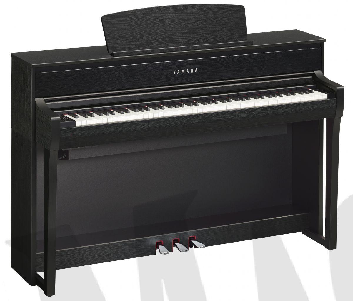 yamaha clp 675 b yamaha magnus hurtownia muzyczna. Black Bedroom Furniture Sets. Home Design Ideas
