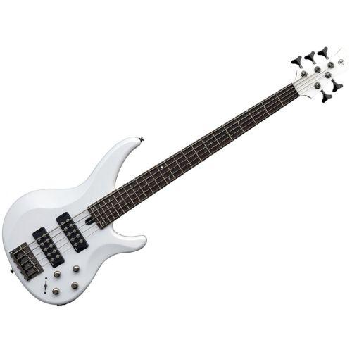Yamaha TRBX-305 WH - gitara basowa  ▶▶▶ do 40 rat 0% na wszystko ◀◀◀ ♡❤