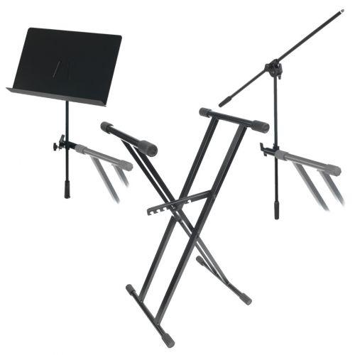 Athletic KB-2 + pulpit i dostawka mikrofonowa