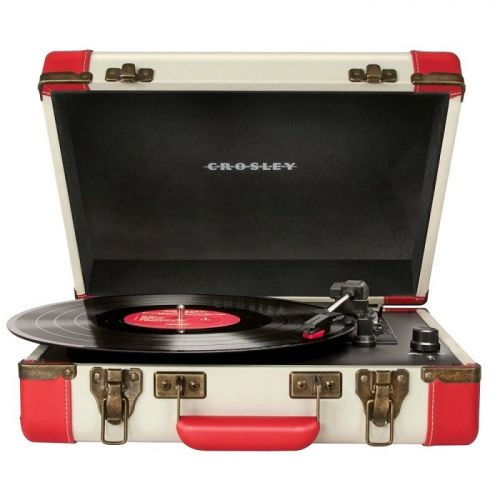 Crosley - CR6019D Executive Red