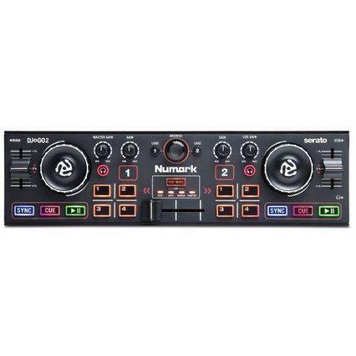 Numark DJ2Go2 - kontroler DJ