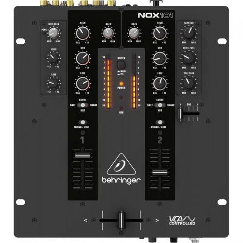 Behringer NOX101 - mikser DJ