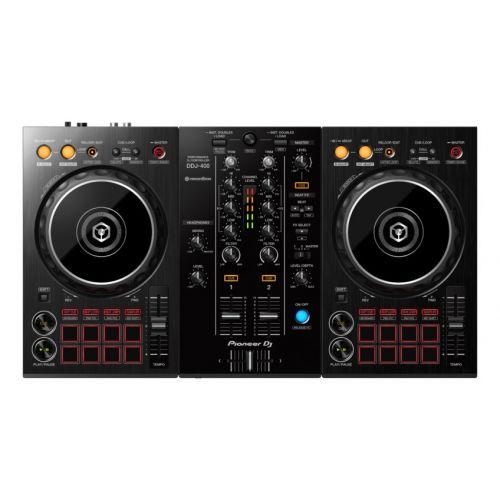 Pioneer DDJ-400 - kontroler DJ
