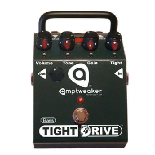 Amptweaker Bass TightDrive MOD - Modded Bass Overdrive - efekt gitarowy