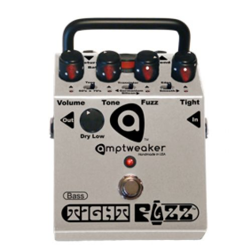 Amptweaker Bass TightFuzz - Silicon / Germanium Bass Fuzz - efekt gitarowy
