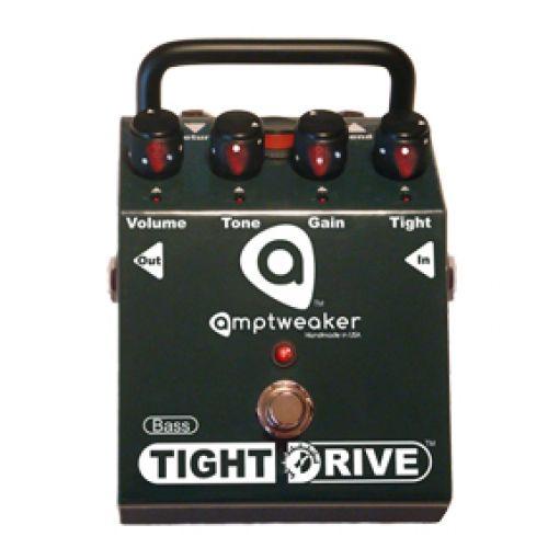 Amptweaker Bass TightDrive - Bass Overdrive - efekt gitarowy