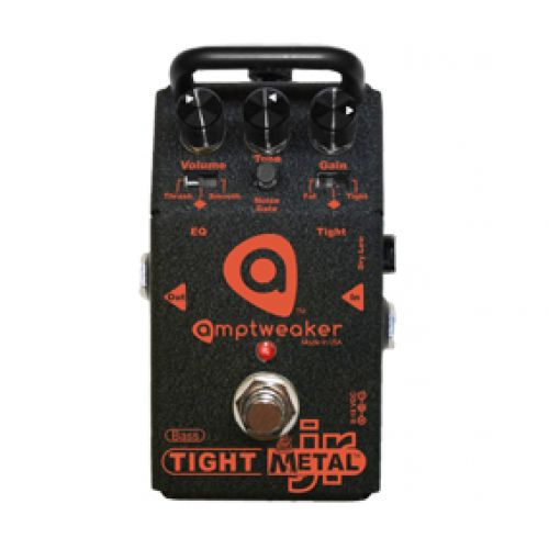 Amptweaker Bass TightMetal JR - Mini Bass Metal Distortion - efekt gitarowy