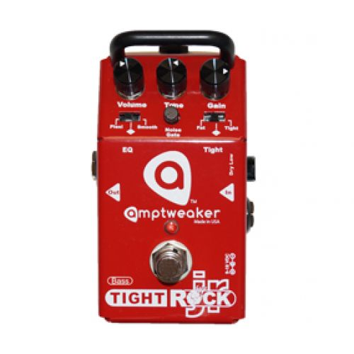 Amptweaker Bass TightRock JR - Mini Bass Rock Distortion - efekt gitarowy