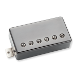 Benedetto PAF, Seth Lover Humbucker - Black Nickel Cover