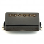 Benedetto A-6 Humbucker - Black Nickel Cover