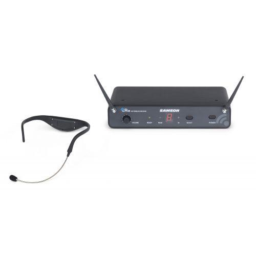 AirLinee 88 Fitness zestaw bezprzewodowy z mikrofonem nagłownym 470 - 494 MHz  - Masz pytania? Dzwoń ☞  ☎ 503 37 00 00 ☎ ☜