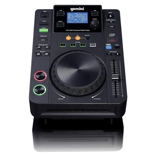 Gemini CDJ-300 - wyprzedaż odtwarzacz CD/USB   - Masz pytania? Dzwoń ☞  ☎ 503 37 00 00 ☎ ☜