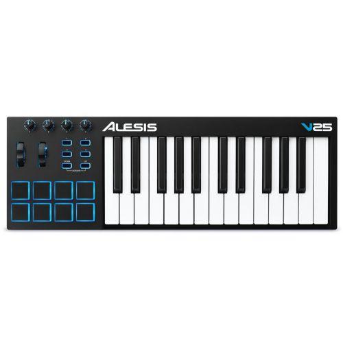 Alesis V25 kontroler MIDI USB  ▶▶▶ do 40 rat 0% na wszystko ◀◀◀ ♡❤