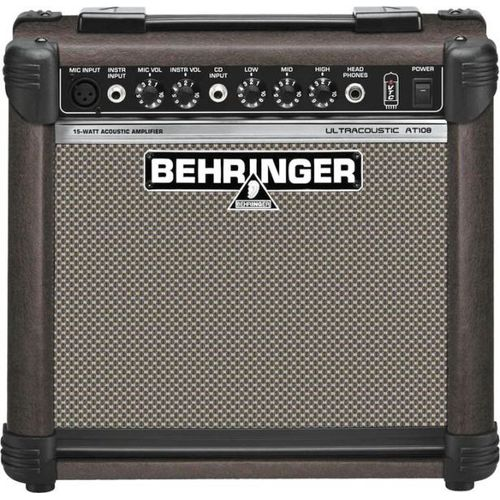 Behringer Ultracoustic AT-108 - Combo  ▶▶▶ do 40 rat 0% na wszystko ◀◀◀ ♡❤