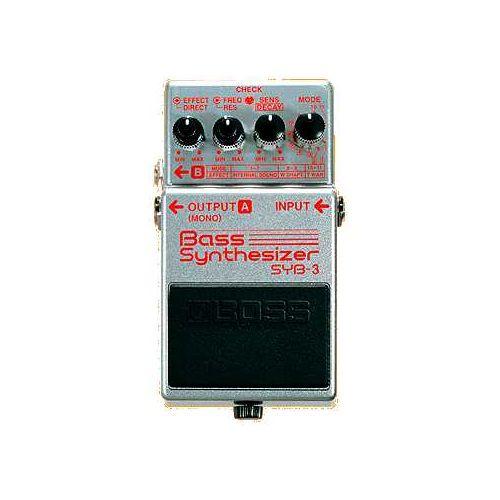 Boss SYB 3 - Bass Synthesizer - Wyprzedaż! -13% - efekt gitarowy